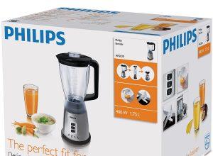 Blender Philips Kaca vs Blender Philips Mika